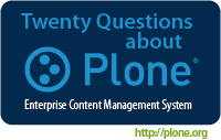 20 Questions about Plone