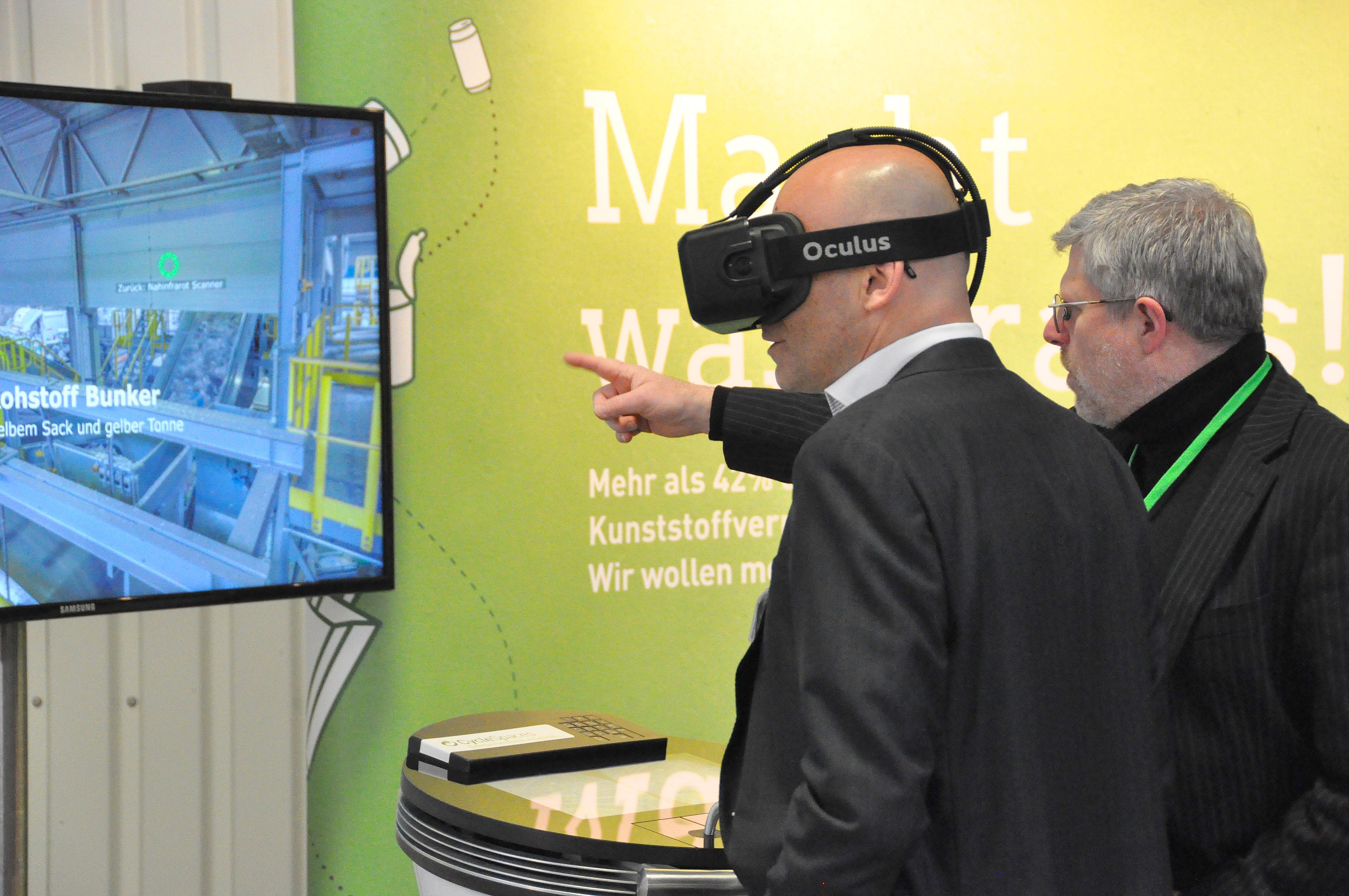 Executives get deep insight into technologies