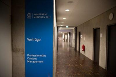 Room Orientation Plone Konferenz Munich 2012